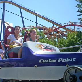 Cedar Point Dragster