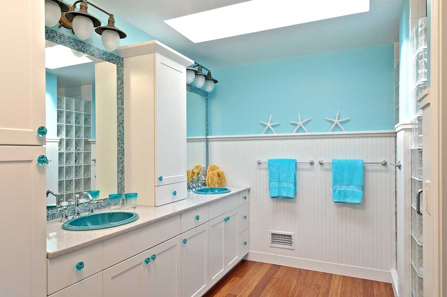 ocean themed bathroom ideas bathroom in hilliard dave fox 21013