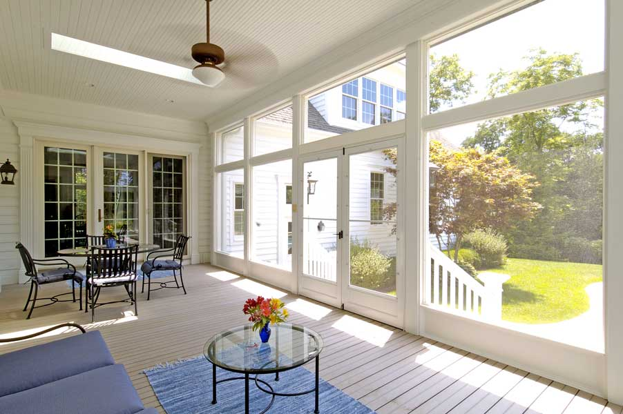 Porch-Interior