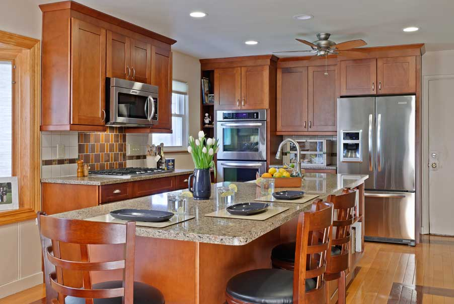 Full Kitchen Remodel | Dave Fox