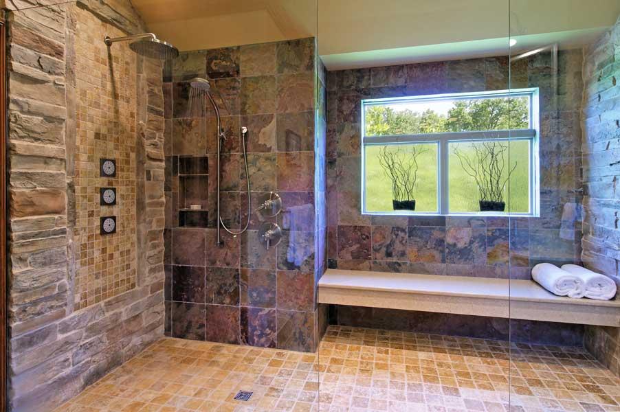 BA. Project: Master Bathroom