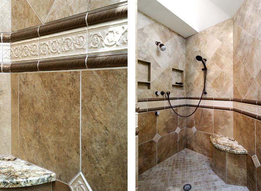 Boehmer shower v