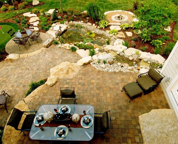 Outdoor living with Greenscapes Landscape Co