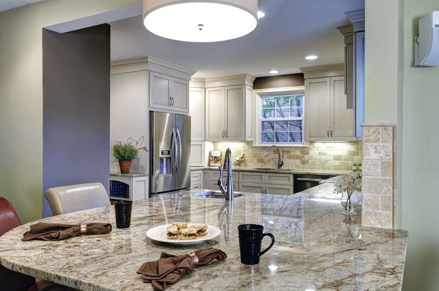 Solid Surface Countertops With Konkus