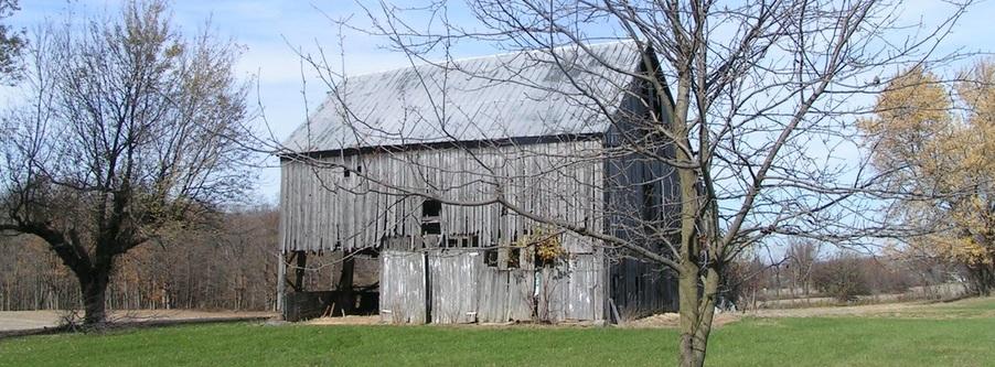 Reclaimed BW Barn