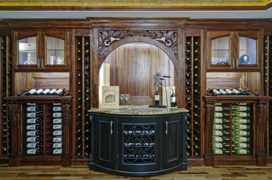 MI Hill Wine Cellar 12