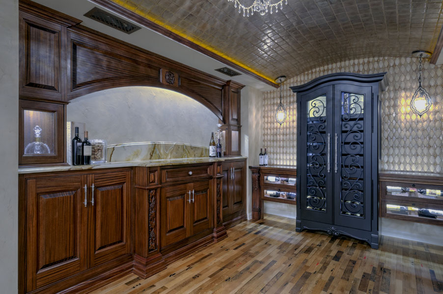 A Wine Cellar To Remember Dave Fox