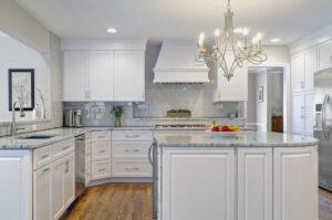 Upper Arlington Kitchen  2