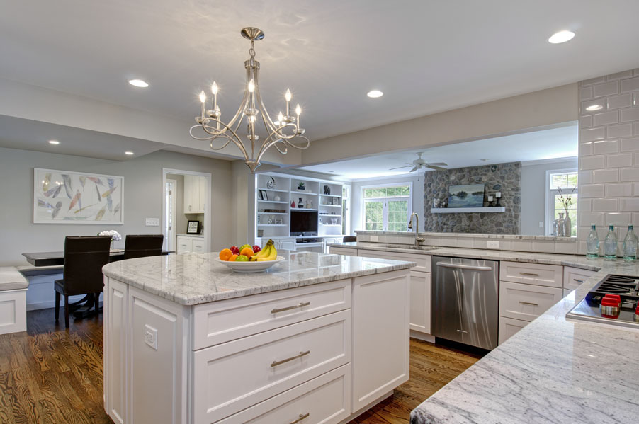 Upper Arlington Kitchen 4