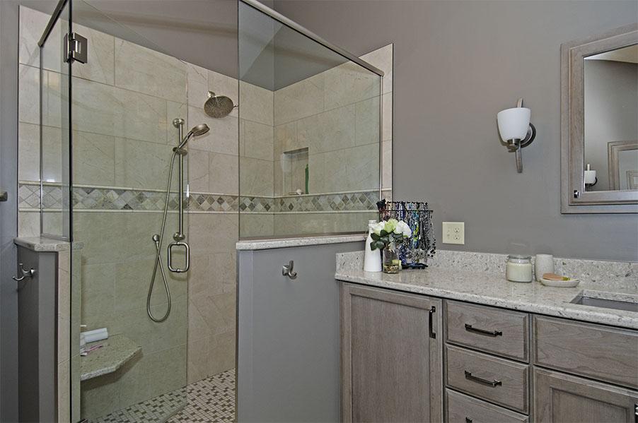 Dublin master bath dave fox for Best bathrooms dublin