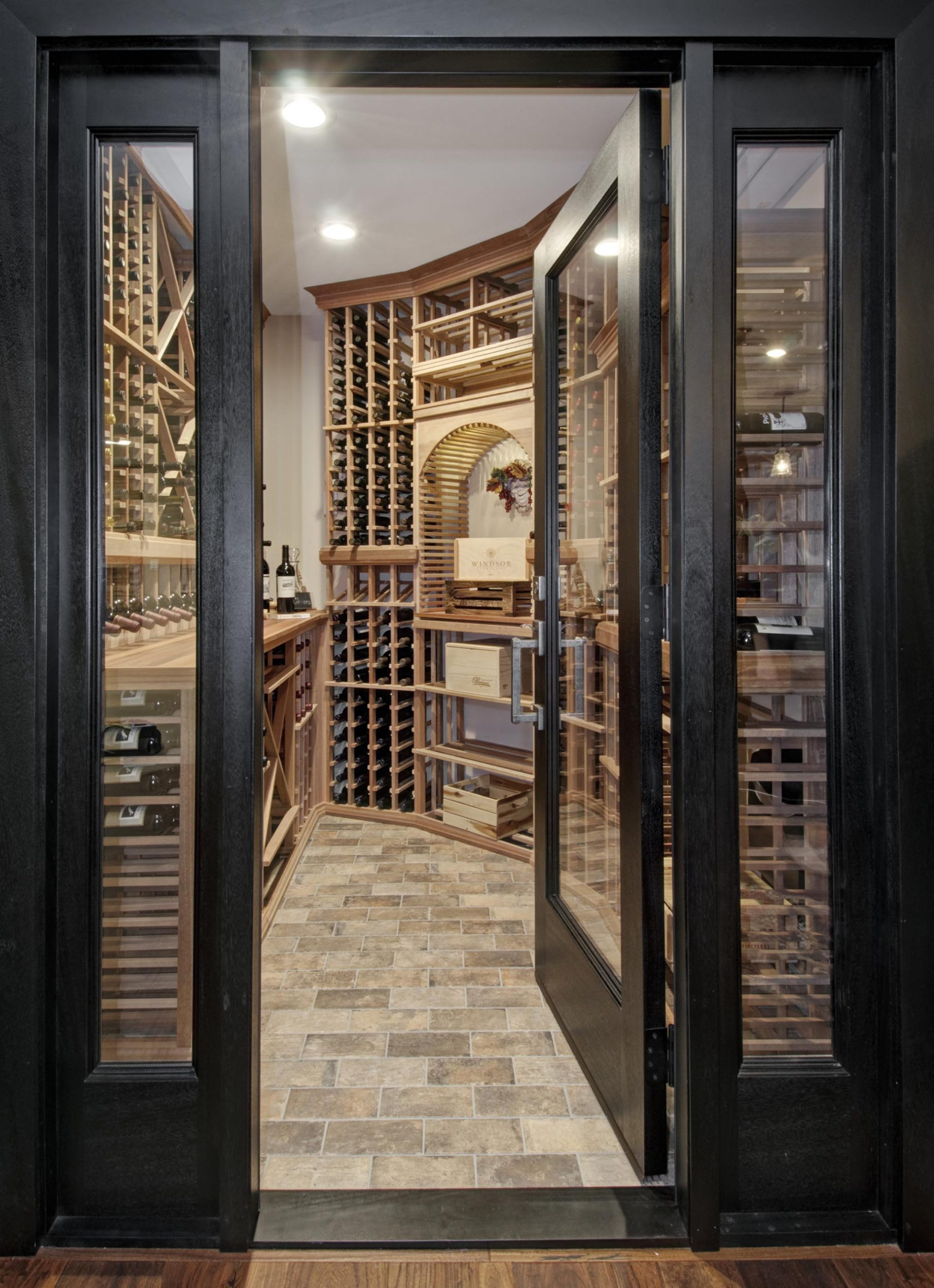 Home Wine Cellar Design Columbus Ohio Custom Wine Cellar Builders Dave Fox
