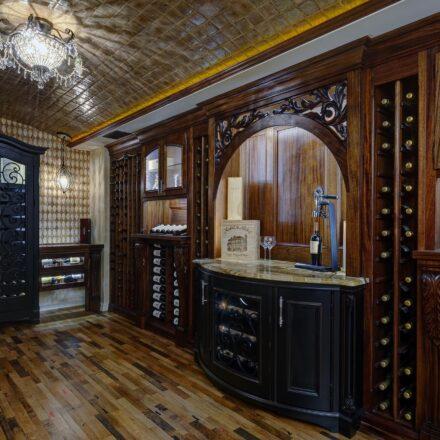 Home Wine Cellar Design Columbus Ohio Custom Wine Cellar