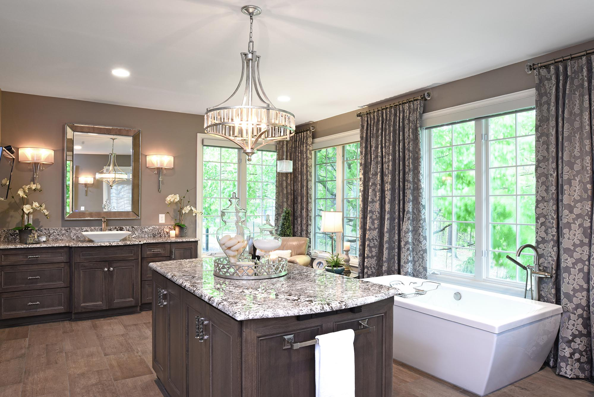 6 Luxury Bathroom Remodeling Ideas For Ultimate Relaxation Luxury Bathroom Remodeling Columbus Dave Fox