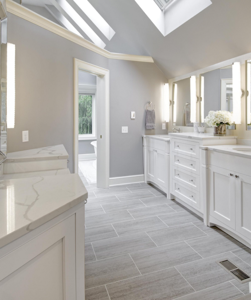 luxury bathroom remodeling ideas square footage