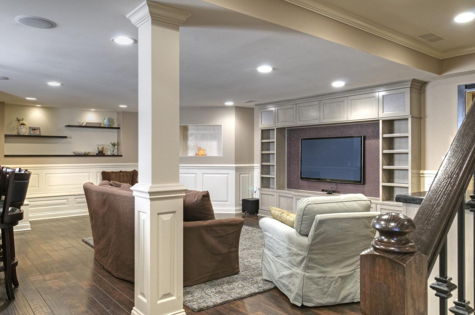 Basement Remodeling Ideas 5 Great Ideas For Your Basement Renovation Dave Fox