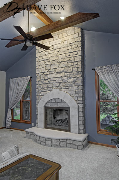 Fireplace Extended