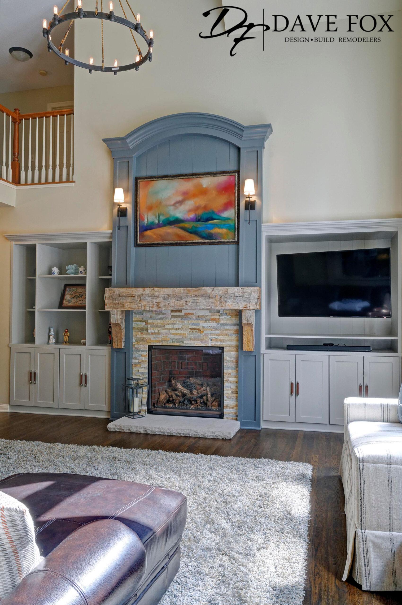 Fireplace Paint